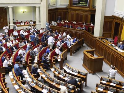 Рада не захотела запрещать показ российских сериалов про силовиков