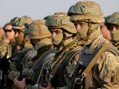 Население Украины готовят к войне