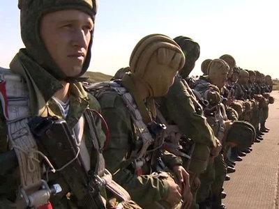 Военные маневры: к масштабным учениям подключили авиацию