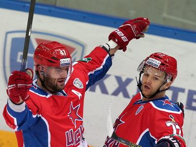 Радулов возглавил список лучших игроков недели КХЛ