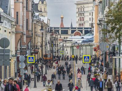 Американцы снизили рейтинги Москвы и Петербурга