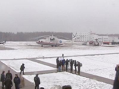 Пилоты МЧС России борются за звание лучшего