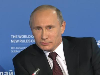 Валдайская речь Путина. Основные тезисы