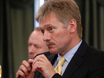 Песков: отставка губернаторов с назначением их врио до выборов - это кредит доверия