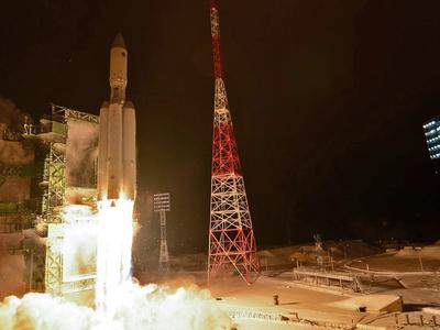 В 2015 году с российских космодромов планируется произвести 30 пусков