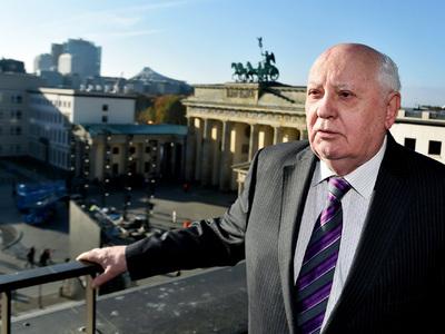 Горбачев: сухой закон поддержали даже пьяницы