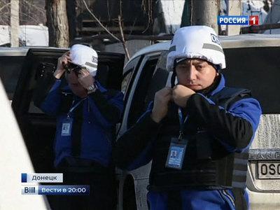 Наблюдатели ОБСЕ не зафиксировали передвижений военной техники на границе РФ и Украины