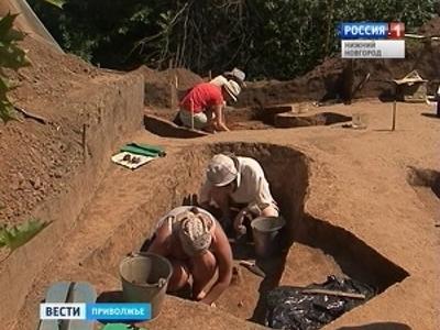 Уникальный археологический эксперимент провели в Нижегородской области