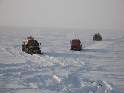 Режим повышенной готовности дорожных служб объявлен в Новосибирской области