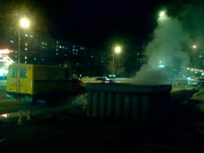 Отопление в отключенных из-за аварии жилых домах Пензы восстановлено