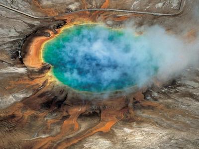 Геофизики обнаружили под Йеллоустоном второй резервуар магмы