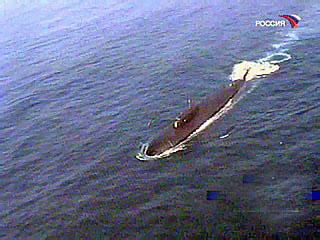 Экипаж подводной лодки с честью выполнил все поставленные задачи похода