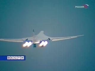 Российские Ту-160 проведут учебно-тренировочные полёты над нейтральными водами Атлантики и Тихого океана