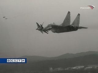 Истребитель МиГ-29 разбился в пяти километрах от аэродрома Домна в Читинской области