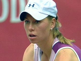 Россиянка Вера Звонарева выиграла теннисный турнир Женской теннисной ассоциации в Праге