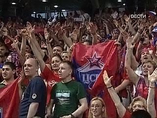 Сегодня Московский ЦСКА вернул себе титул чемпиона баскетбольной Евролиги