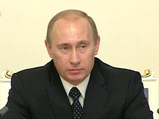 Председатель правительства РФ Владимир Путин поздравляет с победой на чемпионате мира российских хоккеистов и болельщиков