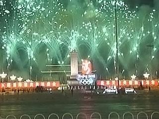 На стадионе уже было проведено три генеральные репетиции церемонии открытия Олимпиады