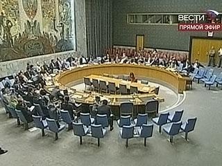 Совет Безопасности ООН соберется на новое заседание по Южной Осетии