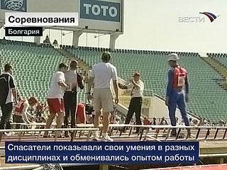 Мировой рекорд установил российский пожарный на Чемпионате мира в Софии