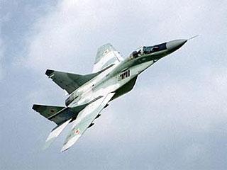 МиГ-29 в Забайкалье упал из-за отказа системы управления