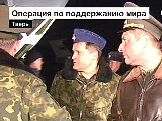 Передовая группа российских военных вылетела в Чад