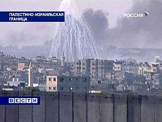 В секторе Газа началась наземная фаза операции израильских вооруженных сил