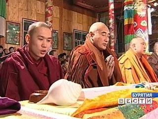 Буддисты России отмечают один из своих главных праздников