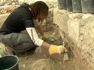захоронение бронзового века