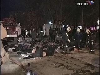 Более 200 погибших и раненных в результате пожара в Перми ФОТО+ВИДЕО
