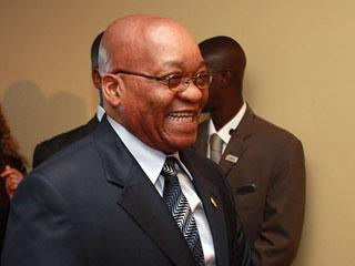 Президент ЮАР женился в пятый раз!