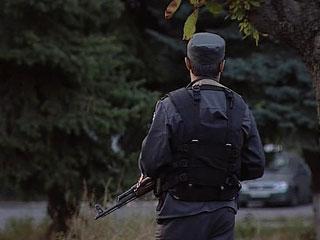 Обнаружен блиндаж боевиков в Левашинском районе Дагестана