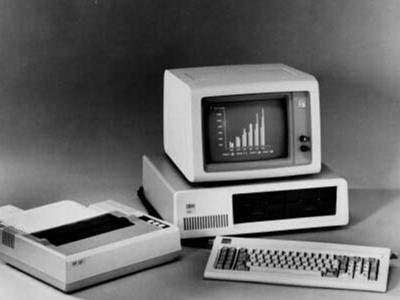 Персональному компьютеру исполнилось 30 лет