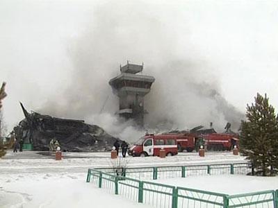 Обслуживание рейсов этой воздушной гавани взял на себя другой красноярский аэропорт Емельяново.