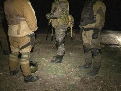 При спецоперации в Дагестане уничтожен 1 боевик, 3 сдались властям