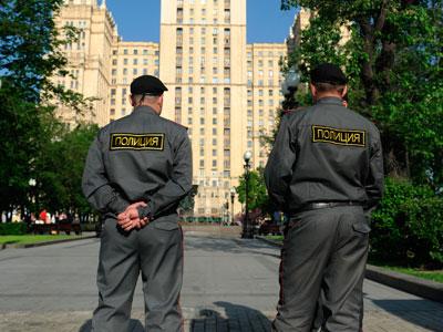 полиция обещает пресекать нарушения митинге центре москвы