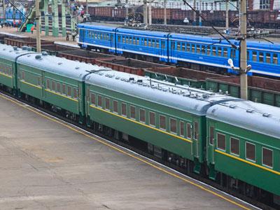 На Ярославском направлении Московской железной дороги, где накануне на