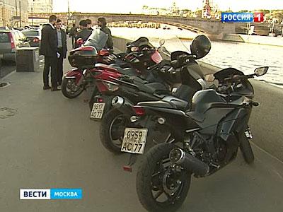 Спецназ проводит задержание подозреваемых в стрельбе по байкерам в Москве