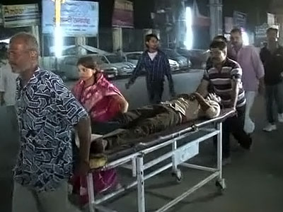 индийском городе мумбаи погибли давке