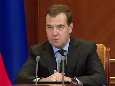 Медведев о НДС