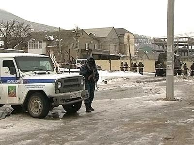 Взрыв на посту ДПС в Дагестане унёс жизни троих сотрудников МВД