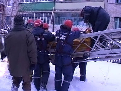 1 человек пострадал в результате хлопка газа в жилом доме в Красноярске