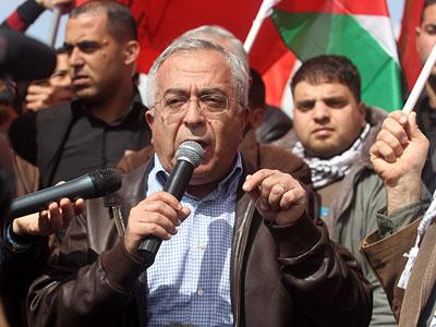 отставка премьера палестины против саляма файяда