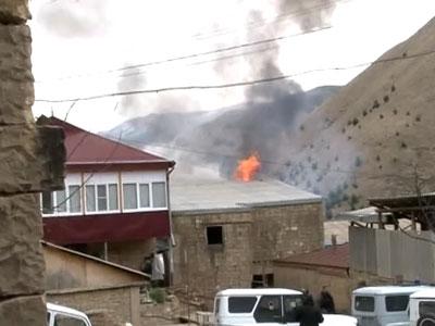 В дагестанском Согратле уничтожены двое боевиков