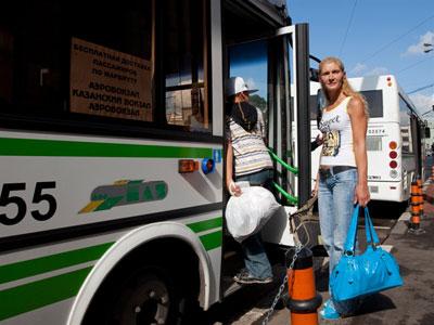 На время репетиции парада изменится схема движения общественного транспорта в центре Самары.