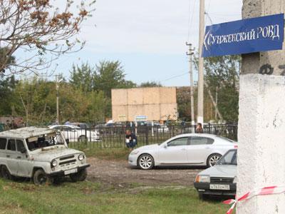 Установлена личность смертника, пытавшегося прорваться в чеченский отдел полиции.