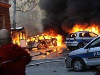 Неудачная интеграция с ЕС подожгла улицы Боснии