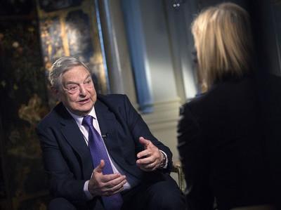 Сорос: ЕС грозит 25 лет стагнации и распад