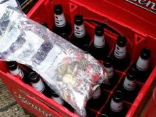 В Германии воры похитили больше тысячи крышечек от пивных бутылок