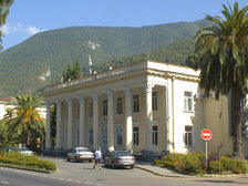 Взрыв в Абхазии напугал российских туристов